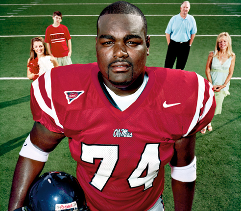 blind side true story