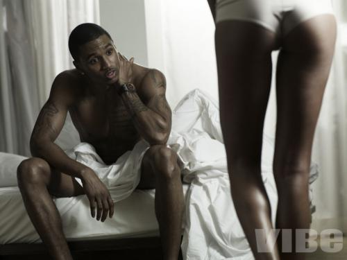 Trey songz having sex but naket