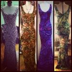 4 maxi dresses
